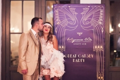 Great Gatsby Party Wiegerova vila